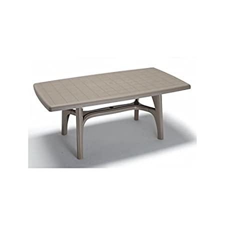 Table Resin Jardin President 1800 Cris Claro Amazon Co Uk