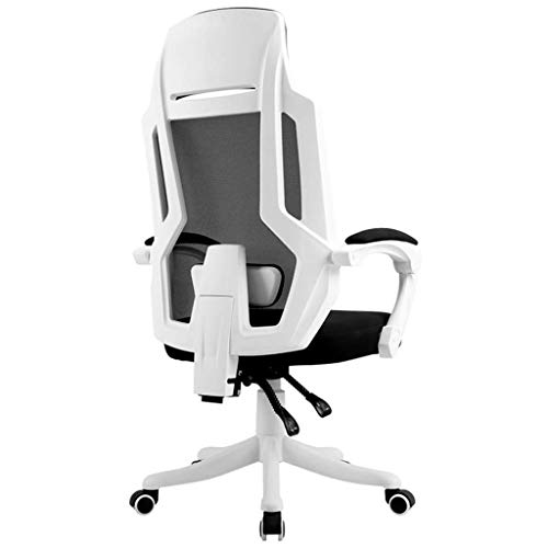 Ace lby Office Armchair, Boss Chair, Ergonomic Office Chair, Simple Home Leisure Chair, Weight Bearing 150kg, Lifting Handrail Native Sponge
