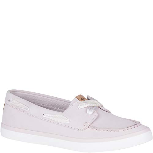 (Sperry Top-Sider Sailor Boat Shoe Women 8 Lilac)