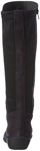 Antracita para Mujer Multicolor Botines Negro Jannike Johannes W pAOnqw1Yxt