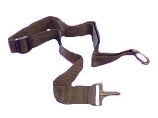 White A-Line Straps - 2