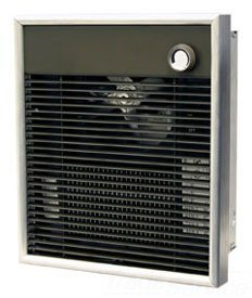 Qmark CWH1201DSAG CWH Architectural Series Small Wall Heater Statuary Bronze