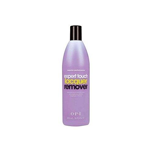 """OPI AL416,""""Expert Touch Nail Polish Remover"""" [lingua italiana non garantita], da 480 ml Solvente per unghie"""