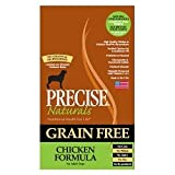 Precise Naturals Grain Free Chicken Dry Dog Food, 28-Lb Bag For Sale