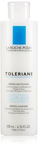 La Roche-Posay La Roche-Posay Toleriane Dermo- Cleanser Face Wash and Makeup Remover for Sensitive Skin, 6.76 Fl. Oz.