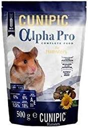 Cunipic Alpha Pro para hamsters