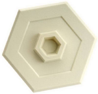 Wall Fix & Shield in White (Set of 10)