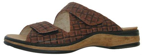 Algemare 6502-4896 mujer clogs & mules marrón