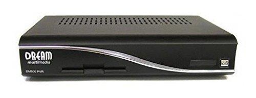 Graveur DVD avec disque dur DREAM MULTIMEDIA DREAMBOX DM600PVR NOIR BLANC