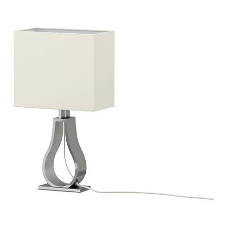 IKEA Klabb U2013 Lampada Da Tavolo, Off White