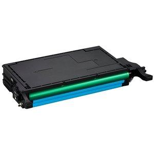 SuppliesOutlet Samsung CLT-C508L Compatible Toner Cartridge - Cyan - [1 Pack] For CLP-620, CLP-620ND, CLP-670, CLP-670N, CLP-670ND, CLX-6220FX, CLX-6250FX