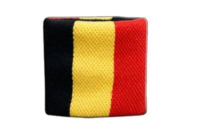Digni/® Poignet /éponge avec drapeau Belgique