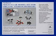Organic Stereochem. Molymod...Model.Set