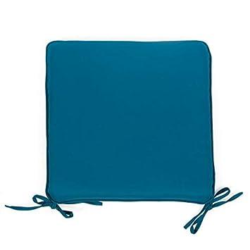 Amazon.com: Juego de 2 piezas de color azul turquesa de 16.9 ...