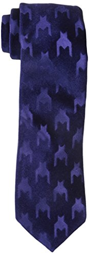 Sean John Men's Velvet Pack Tie, Purple, One Size