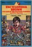 Encyclopedia Brown and the Case of the Exploding Plumbing and Other Mysteries by Donald J. Sobol (1989-06-01)