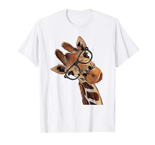Good Time Hipster Giraffe T-Shirt Men's Women's Children's