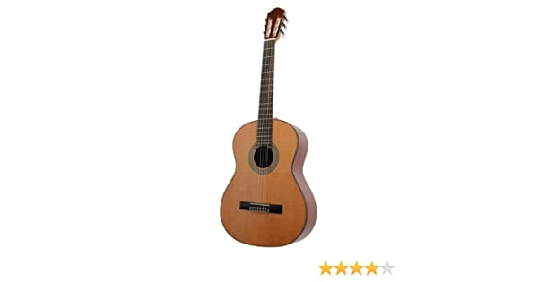Eagletone Solea LH Guitarra Clásica 3/4 acabado natural ...