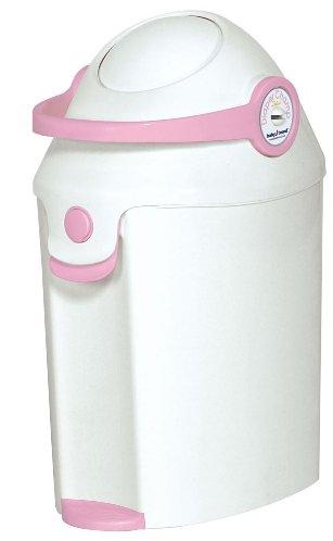 Baby Trend Diaper Champ in Deluxe Pink