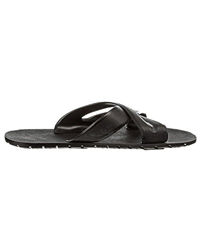 Emporio Armani Heren Slippers Zwart