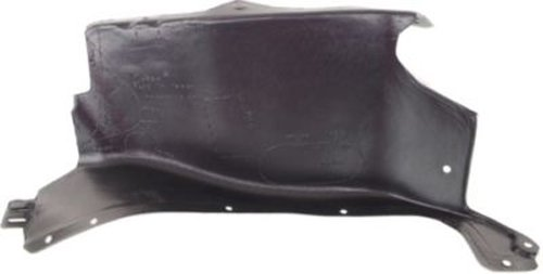 CPP Right Side Engine Splash Shield Guard for 98-06 VW Beetle Hatchback VW1228125