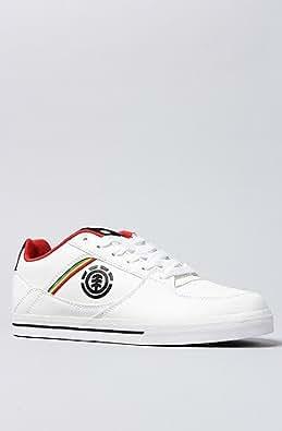 Element Men's The Freemont Sneaker 8 White