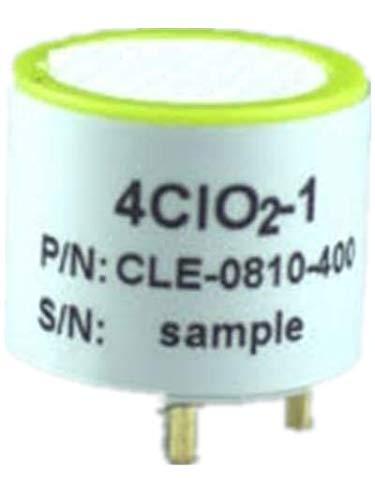 4-ClO2-1 Chlorine Dioxide ClO2 SS Gas Sensor, 0-1ppm ClO2 CLE-0810-400 by CIO2
