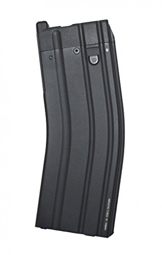 KWA LM4 PTR Airsoft Gas Blowback Rifle Magazine, 40 Rds