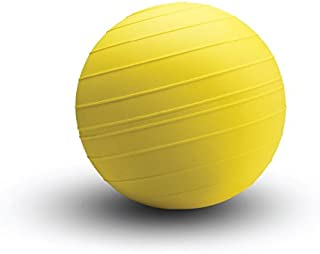product image for IRON COMPANY D-Ball Eliminator 14 inch USA-Made Slam Ball - Non Bounce Super Heavy Medicine Ball - Yellow