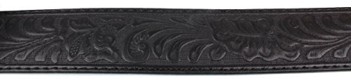 Leather-Belt-Strap-with-Embossed-Western-Scrollwork-15-Wide-with-Snaps