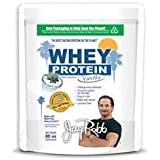 Jay Robb Enterprises - Whey Protein Vanilla, 80oz Bag (Pack of 2)