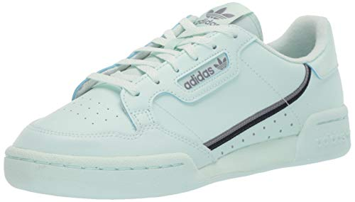 adidas Originals Boys' Continental 80 Sneaker, Ice Mint/Vapour Green/Grey, 6.5 Medium US Little Kid