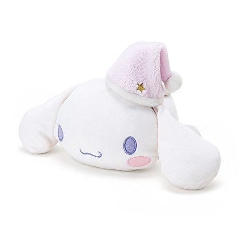 Sanrio store Cinnamoroll fluffy stuffed S nightcap (relax) plush kawaii 2017 NEW Japan Import