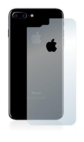upscreen Bacteria Shield Clear Pellicola Protettiva per Apple iPhone 7 Plus Posteriore (totale + LogoCut) Proteggi Schermo Antibatterica