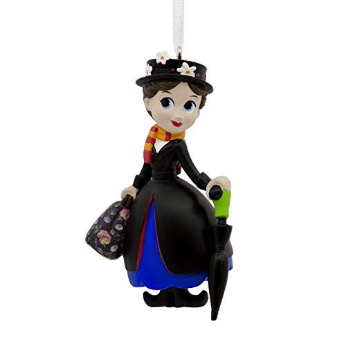 Hallmark Christmas Ornaments, Disney Mary Poppins Christmas Ornament ()