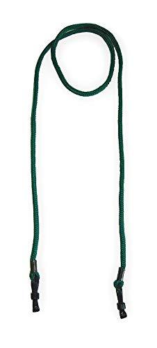 Eyewear Rtnr, Grn, 13-3/4 In, Polyest - 2YAU1, (Pack of 20) by Top Brand