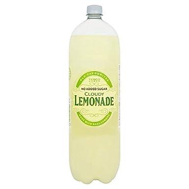 Tesco No Added Sugar Cloudy Lemonade 2 Litre Bottle Amazon Co Uk