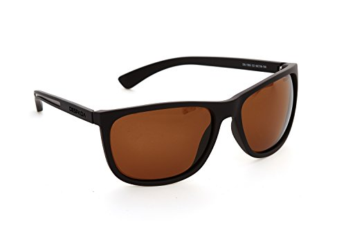 Despada, Made In ITALY Classic Mens Sungalsses Plastic Frame, Polarized Lens (Matte Brown, Brown) - Sungalsses Mens