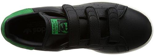 Stan adidas Negbas Verde Scarpe CF Negbas Fitness Smith Uomo Nero da dq1rqw