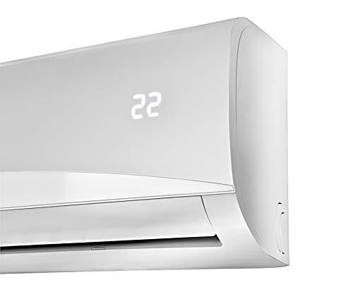 Ariston Prios 9+12 Climatizzatore Fisso Dual Split WI-FI Ready[Classe di efficienza energetica A++] 2 spesavip