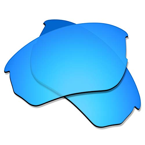 Flugger Replacement Lenses for Oakley Flak Beta Sunglass - Polarized Blue