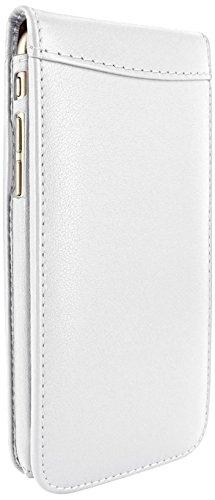 Piel Frama 689W Etui rigide pour iPhone 6 Plus Blanc