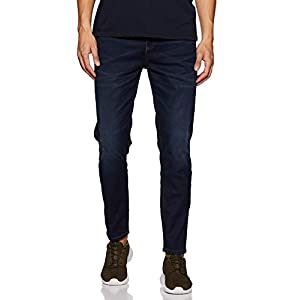 Amazon Brand – Inkast Denim Co. Men's Stretch Carrot Fit Stretchable Jeans