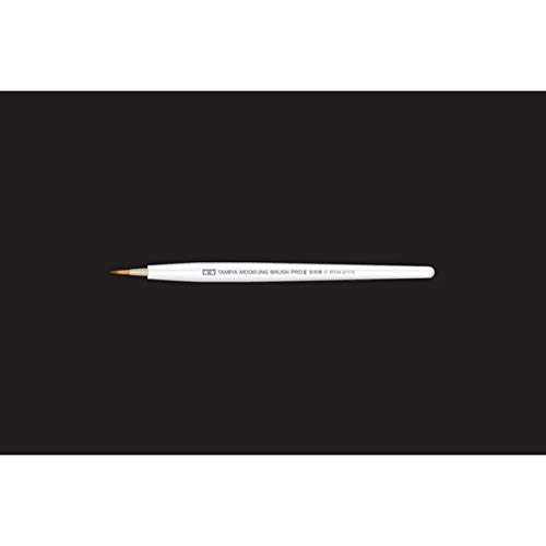 Tamiya America, Inc Modeling Pointed Brush PRO II Small, -