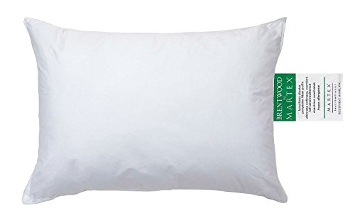 Martex - 5006314 - 26 x 20 Standard Recycled Polyfiber Fill Pillow, White by Martex