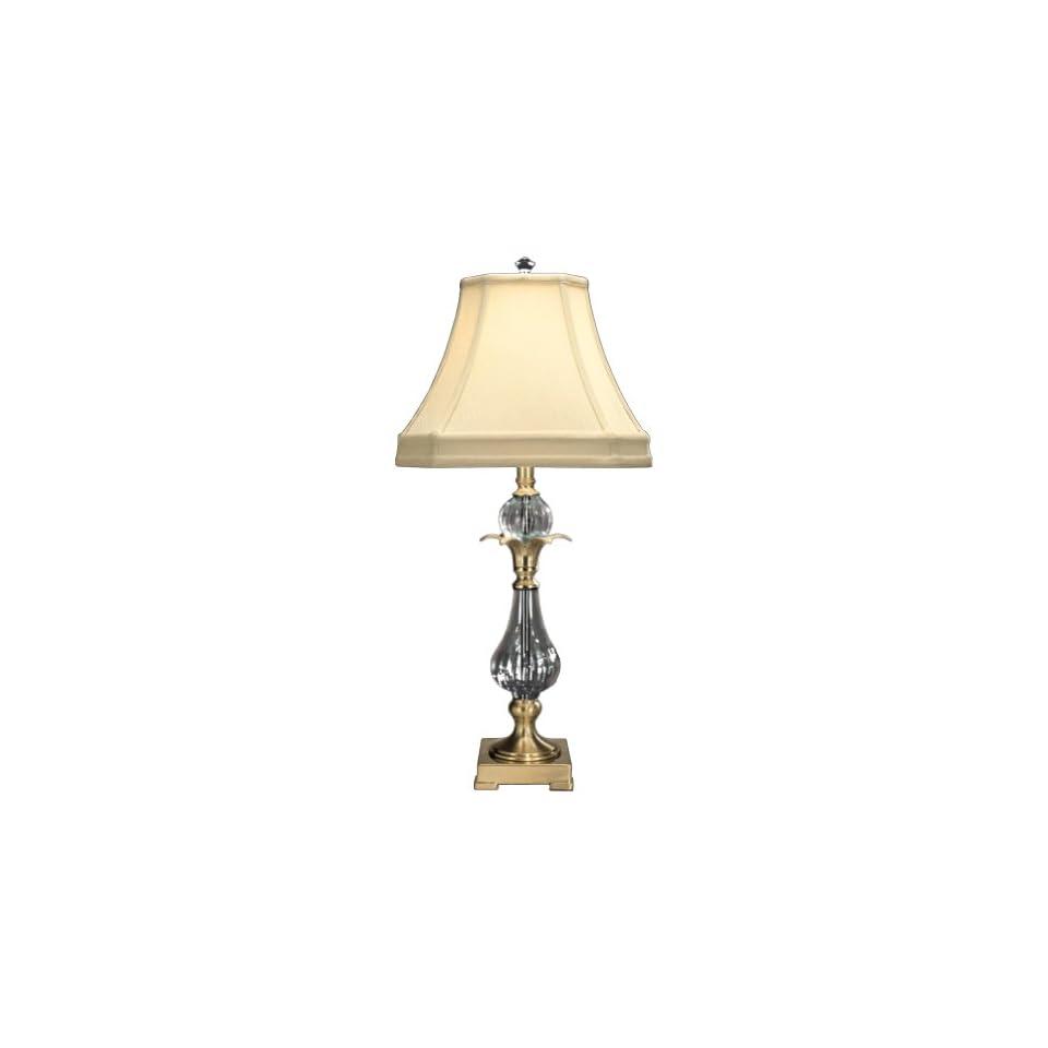 Dale Tiffany GT60786 Fairmont Table Lamp, Light Antique