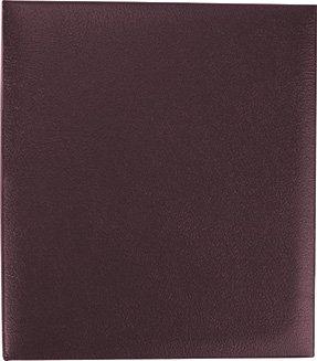 Tech Check (Secretary Deskbook Vinyl Check Cover (Burgundy))