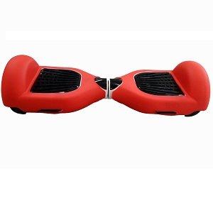 Carcasa Hoverboard funda de protección de silicona rojo para ...