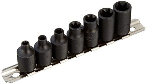 7 Piece Socket Torx (Stanley Proto J72132 7 Piece 3/8