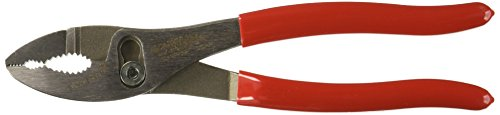 Wilde Tool G263FP Flush Fastener Combination Slip Joint Pliers, 8 inch with Polished Finish